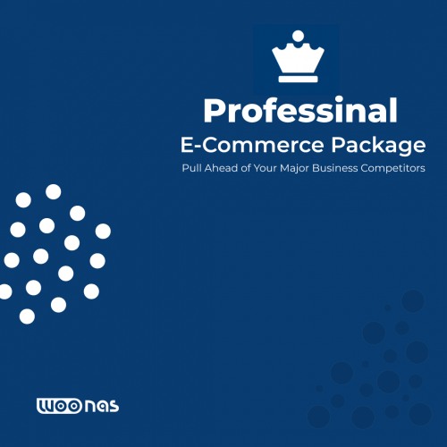 Woonas E-Commerce Professinal Package
