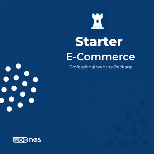 Woonas E-Commerce Starter Package