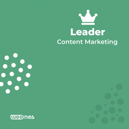 Woonas Content Marketing Leader Services