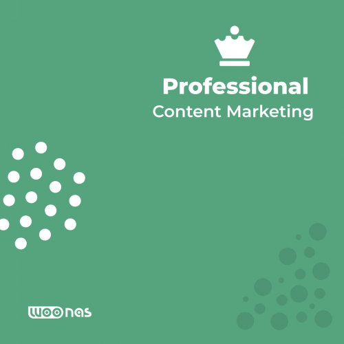 Woonas Content Marketing Professional Services