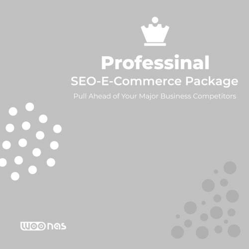 Woonas Search Engine Optimization E-Commerce Professional Package