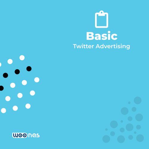 Woonas Twitter Advertising Basic Services