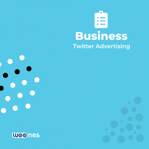 Woonas Twitter Advertising Business Services